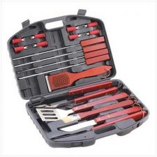 Buy Deluxe Barbeque Tools Set