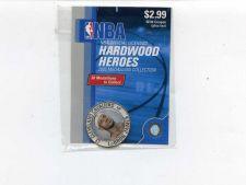 Buy 2005 HARDWOOD HEROES MEDALLION OF LEBRON JAMES NEW IN PACKAGE SEE PIC