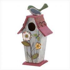 Buy Garden Cottage Birdhouse