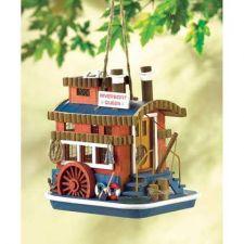 Buy Queen Boat Birdhouse
