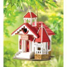Buy Wedding Chapel Birdhouse