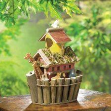 Buy Noah's Ark Birdhouse