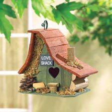 Buy Love Shack Birdhouse