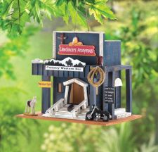 Buy Country Western Dance Hall Birdhouse
