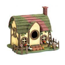 Buy Quaint Cottage Birdhouse