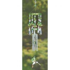Buy Green Hummingbird Chime