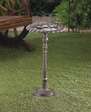 Buy Cast Iron Hummingbird Birdbath