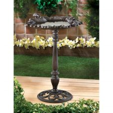 Buy Forest Frolic Birdbath