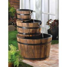 Buy Apple Barrel Fountain