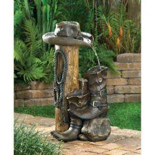 Buy Wild Western Water Fountain