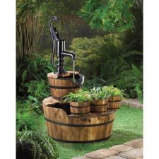 Buy Pump and Barrel Fountain