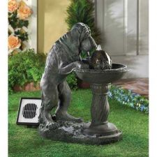 Buy Thirsty Dog Solar Fountain