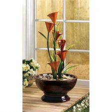 Buy Calla Lily Water Fountain