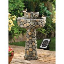 Buy Wishing Well Solar Water Fountain