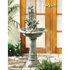 Buy Playful Cherubs Fountain