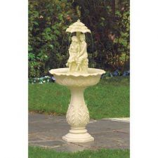Buy Young Couple Water Fountain