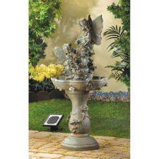 Buy Fairy Solar Water Fountain