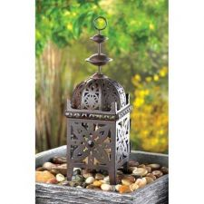 Buy Moroccan Style Candle Lantern