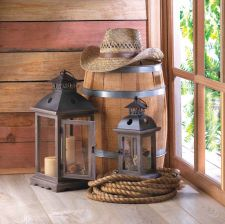 Buy Large Monticello Candle Lantern