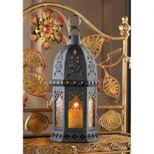 Buy Yellow Moroccan Lantern