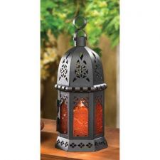 Buy Petite Moroccan Candle Lamp