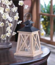 Buy Colonial Height Wooden Lantern