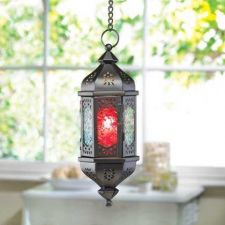 Buy Floret Prism Candle Lantern