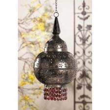 Buy Mystic Moroccan Candle Lamp