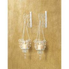 Buy Bedazzling Pendant Sconce Duo