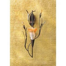 Buy Set of 2 Dawn Lily Wall Sconces