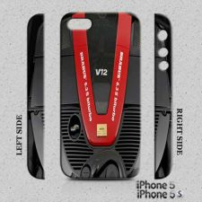 Buy New 2007 Brabus CL Coupe Mercedes Benz Engine iPhone 5 5s Cases