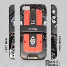 Buy New 2009 Nissan Nismo 370z Engine iPhone 5 5s Cases