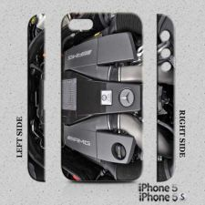 Buy New 2012 Mercedes Benz CLS 63 AMG Engine iPhone 5 5s Cases