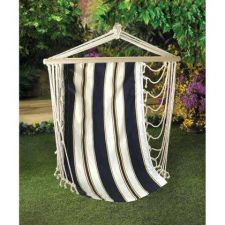 Buy Navy Striped Hanging Chair