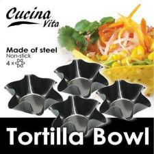 Buy Tortilla Bowl Set