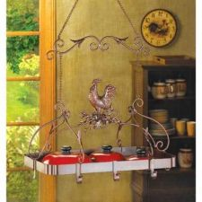 Buy Country Rooster Kitchen Rack