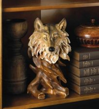 Buy Spirit of the Wolf Bust
