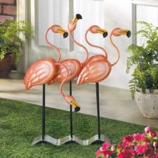 Buy Flock O Flamingos Décor