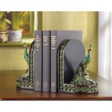 Buy Peacock Bookends