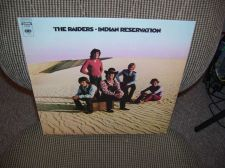 Buy THE RAIDERS {INDIAN RESERVATION} LP (Paul Revere) 1971 VG+ NO BAR CODE