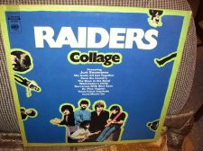 "Buy THE RAIDERS {COLLAGE} LP 1970 NM- Stereo Pressing ""360 Sound"""