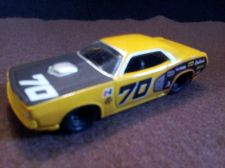 Buy 1970 Plymouth Barracuda 2007 No. 90065 Scale 1/64 Jada Toys Muscle Car!