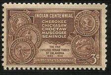 Buy US 3 Cent 1948 Indian Centennial Stamp Scott #972 - MNH