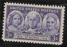 Buy US 3 Cent 1948 Progress of Women Stamp Scott #959 - MNH