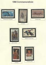 Buy 1968 Commemorative 7 Mint Stamps! Arkansas River Navigation, John Trumball Leif