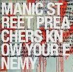 Buy Know Your Enemy by Manic Street Preachers