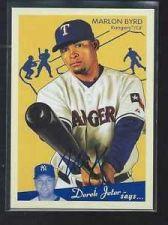 Buy 2008 Upper Deck Goudey Marlon Byrd AUTO Rangers Phillies Mets Nationals Cubs
