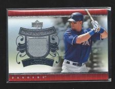 Buy 2007 Upper Deck Game Materials Hank Blalock Game Used Jersey Relic Rangers