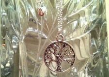 Buy Tree of Life Pendant necklace in Silver