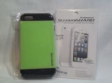 Buy Iphone Slim Case, Lime Gr een for iphone 5/5s with Professional ScreenGuard